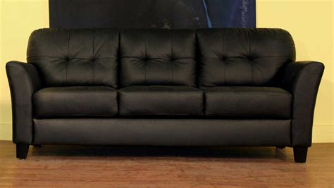 Leather Sofa Contemporary Design by Fancy Black Sofa Designs For Beautiful Living Room