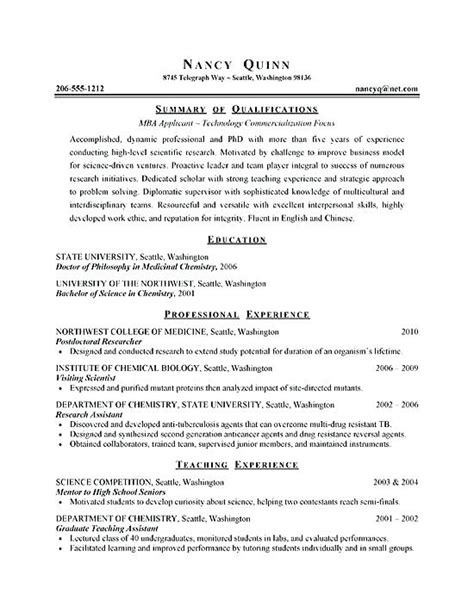 20806 college graduate resume sle resume for graduates foodcity me