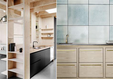 cuisine contemporaine bois cuisine contemporaine en bois fashion designs