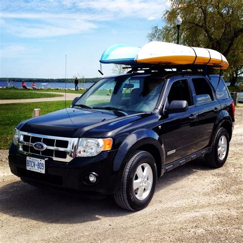 ford escape  great  summer recreation