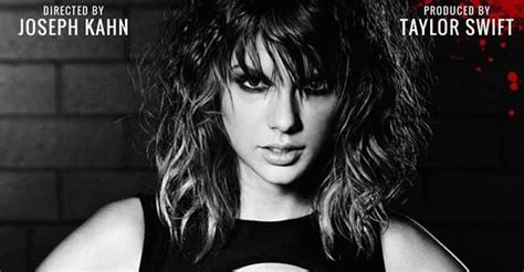 chi appare nel video  tailor swift bad blood
