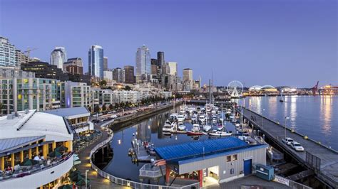 Seattle Boat Moorage Rates by Marinas Port Of Seattle
