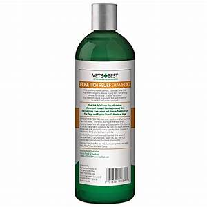 vet39s best flea itch relief dog shampoo 16 oz import it all With vets best dog shampoo