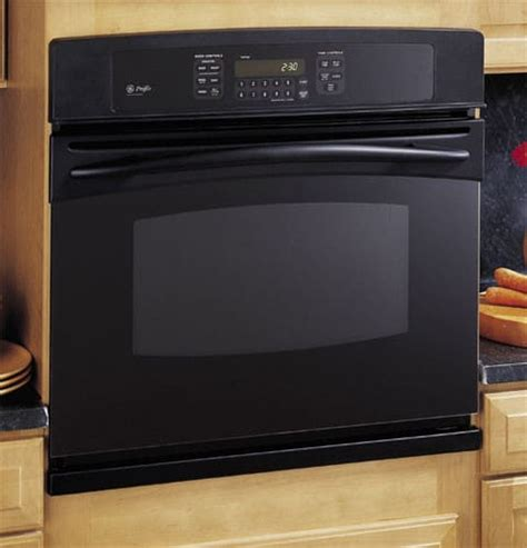 ge jtbfbb   single electric wall oven  preciseair convection system  electronic