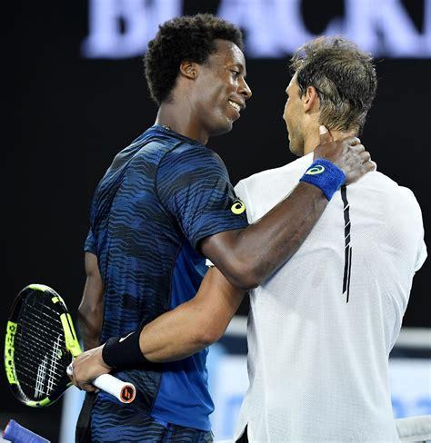 Official tennis player profile of gael monfils on the atp tour. PHOTOS: Rafael Nadal defeats Gael Monfils to reach ...
