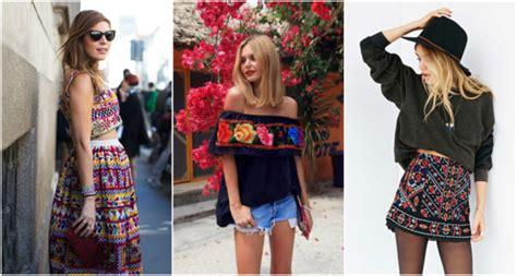 Prendas con estilo mexicano que debes au00f1adir a tu look para darle color - Moda