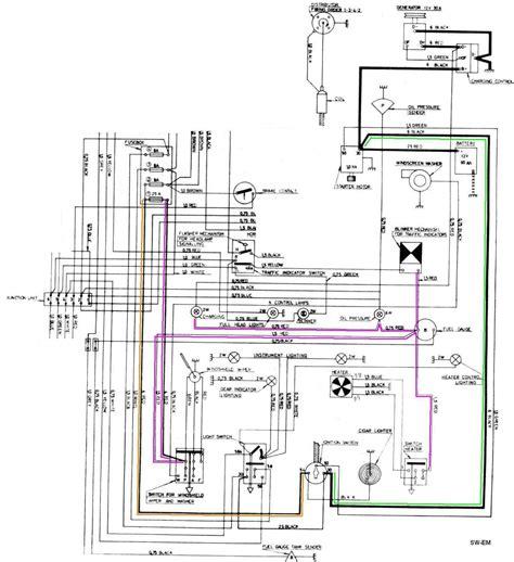 Ignition Wiring Swedish British Design
