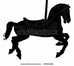 gallery for gt carousel horse template With merry go round horse template
