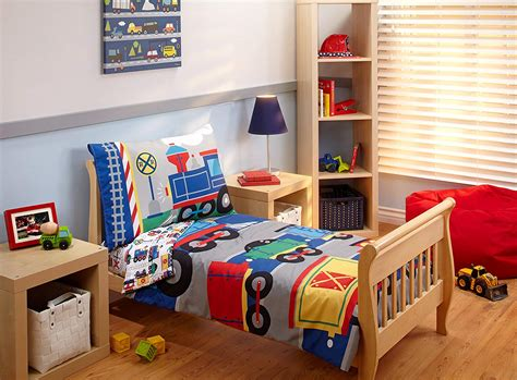 Everything Kids Toddler Bedding Set, Choo Choo , New, Free