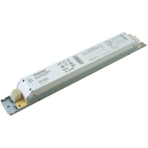 t8 ballast 2 l tridonic high frequency ballasts for t8 non dimmable