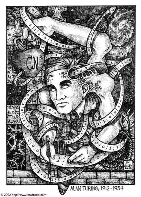 Philosophy Monkey: Happy birthday, Alan Turing