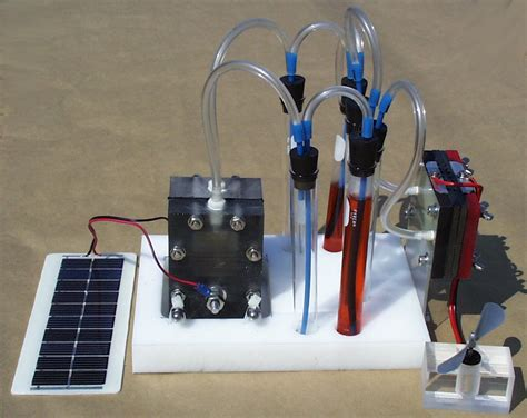 Hydrogen Fuel Cell Kits And Instructions How To Convert A