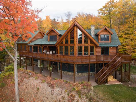Log Homes, Hybrid Homes, Timber