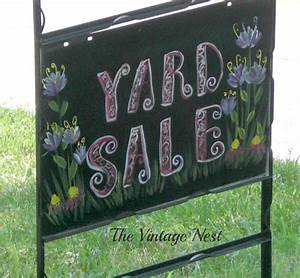 Vintage Yard Sale Sign | www.imgkid.com - The Image Kid ...