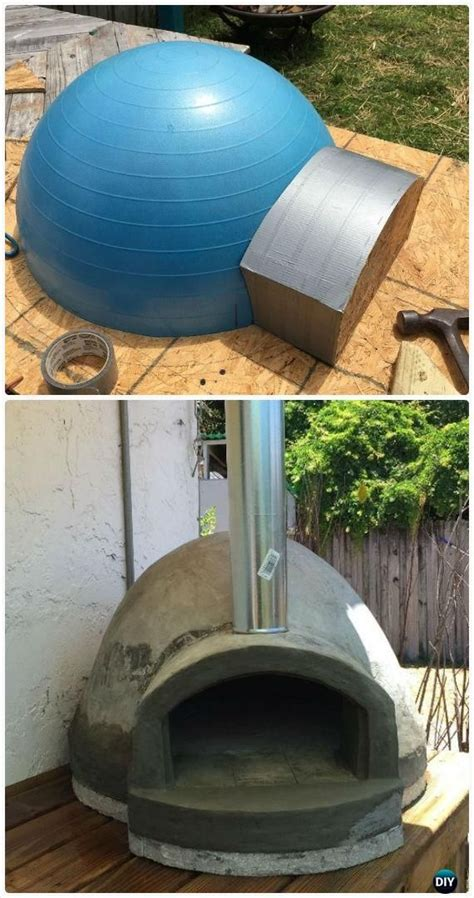 Outdoor Küche Diy by Diy Outdoor Pizza Oven Ideas Projects