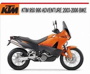 Ktm 950 990 Adventure 2003
