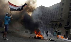 Militants launch Egypt attacks after deadly clashes | Main ...