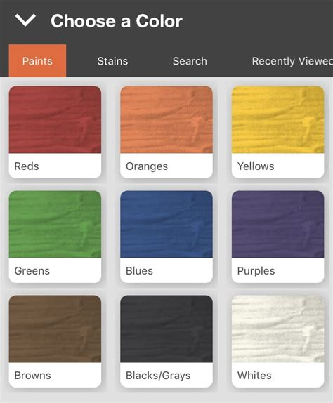 the best free apps to help you visualize paint color changes apartment therapy