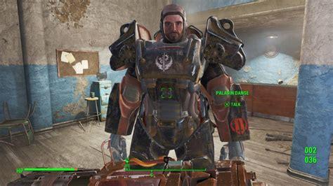 fallout    join  brotherhood  steel vg