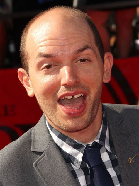 paul scheer disney my background is in improv and writing by paul scheer