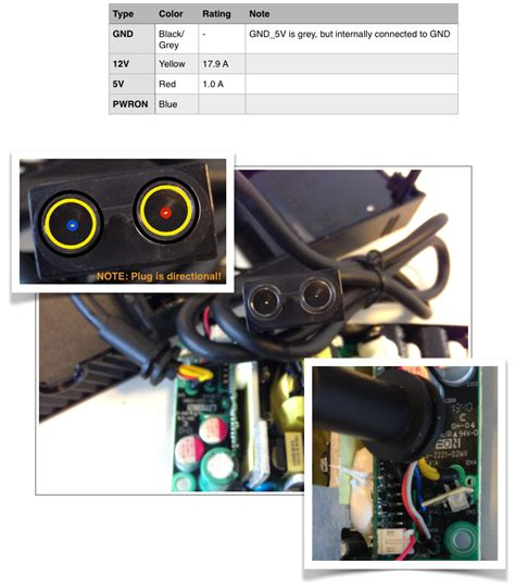 xbox  power adapter wiring converting     volt