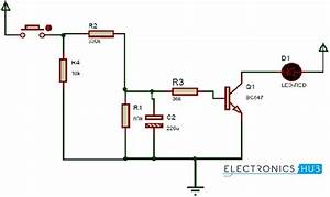 Flickering Flame Simulation With Pir Motion Sensor