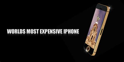 most expensive iphone worlds most expensive iphone 5 black ealuxe