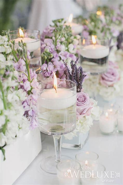 Aifya And Chris Lavender Wedding Table Weddings