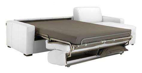canapé convertible vrai matelas canape lit vrai matelas maison design modanes com