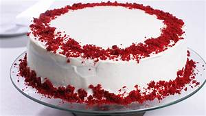 Red Velvet Cake Recipe - YouTube