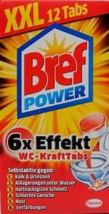 Bref Power Reiniger : bref power kraftpaket 12tabs wc reiniger wc reiniger ~ Kayakingforconservation.com Haus und Dekorationen