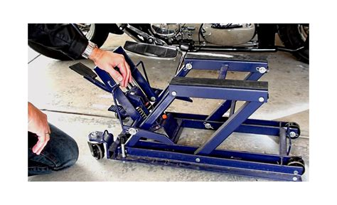 Top 12 Motorcycle Jacks Lifts Stands Reviewed In 2019