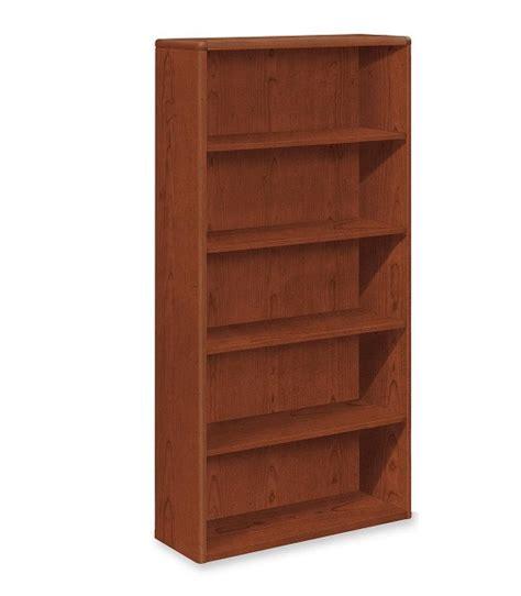 Hon Bookcase by Hon 10700 Series Bookcase W 5 Shelves 36 Quot X 71