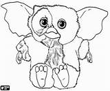 Gremlins Coloring Gizmo Pages Drawing Gremlin Printable Coloriage Mascotte Sketch Film Colouring Sheets Miscellaneous Cinema Mascot Strange Les Mandala Sketchite sketch template