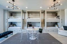 bunkroom with built in ladder asher associates architects decor ideas
