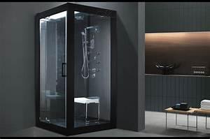 Cabine De Douche Receveur Haut : cabine de douche haut de gamme ~ Edinachiropracticcenter.com Idées de Décoration