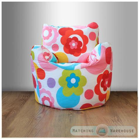 childrens character filled beanbag bean bag chair