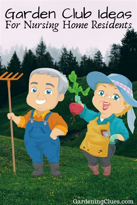 gardening   perfect activity  offer   group