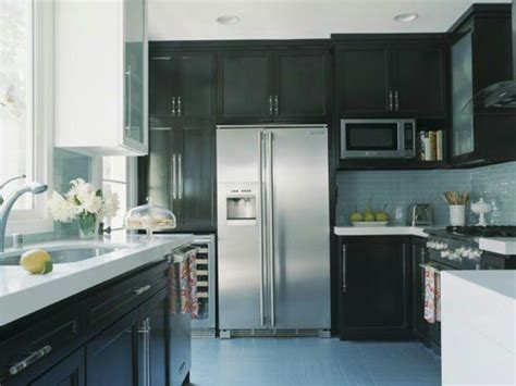 dark cabinets with teal walls ideas for condo pinterest