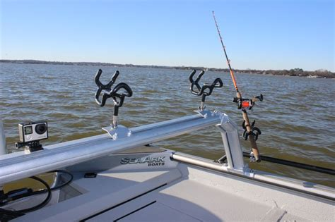 Catfish Boats by Seaark Cat Rack And Catfish Boat Road Racks Do You Need One