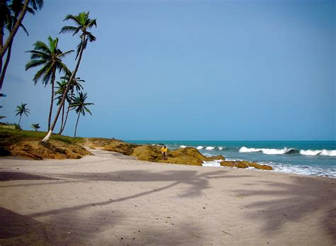 Filesenya Beach, Ghana  Panoramiojpg  Wikimedia Commons