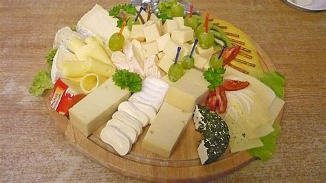 Käseplatte  Käseplatte, Chefkoch Und Kalte Platten