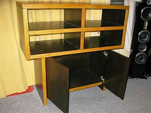 Meuble Hifi Bois : meuble hifi bois hifi espace cin ma ~ Voncanada.com Idées de Décoration