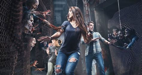 Attraction coming summer 2016 (universal studios hollywood). Universal Studios Hollywood's 'The Walking Dead ...