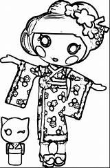Lalaloopsy Kolorowanki Terrific Getdrawings Yuki sketch template