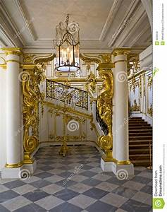 Palace Interior 1 Stock Photo  Image Of Russia  Entrance