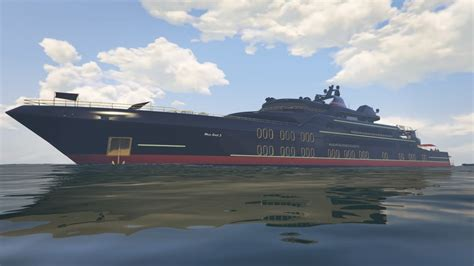 Yacht Gta Online by Gta 5 Online Executives And Other Criminals Mega Yacht