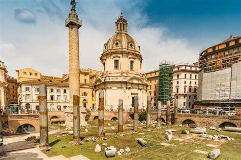 Trajan's Forum - Colosseum Rome Tickets