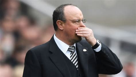Frustrated Newcastle Boss Rafa Benitez Sets Deadline for ...