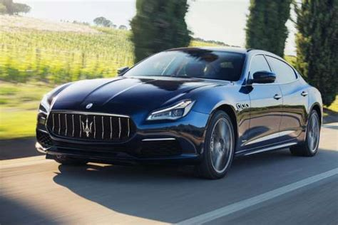 Maserati Quattroporte Gts 2019 by Recommended 2019 Maserati Quattroporte Gts Gransport 3 8l